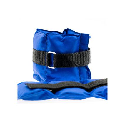 bracelets lestes 1.5 kg noir et bleu