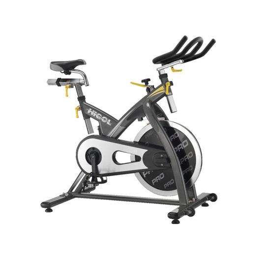 spin bike pro 68 p noir et jaune