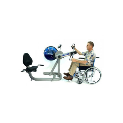 velo a bras first degree fitness personne a mobilite reduite