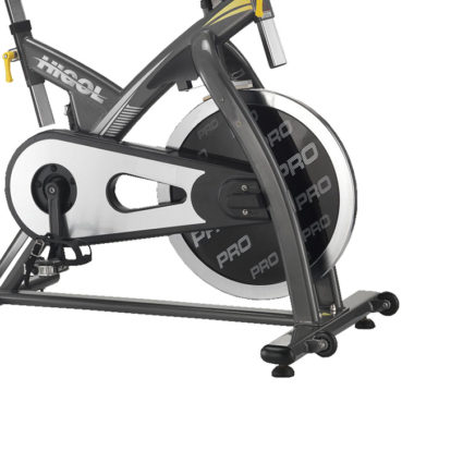 spin bike pro 68 p indoor cycle roue pleine noire