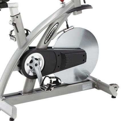 spin bike velo steelflex freinage a arret rapide