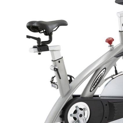 spin bike velo steelflex reglable