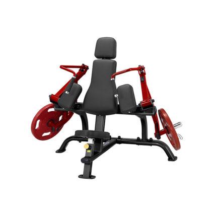 triceps-extension-machine-PLTE-renforcee-siege-reglable-postes-de-stokage-de-disques